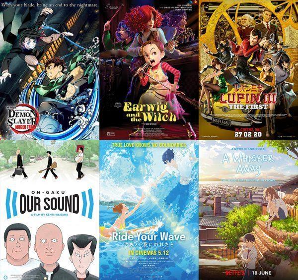 Including Kimetsu no Yaiba: Mugen Train, No Japan Anime Films Received Oscar Nominations