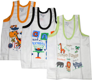 Bubbles Sleeveless Vests
