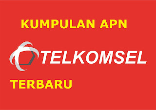 Kumpulan APN Telkomsel Tercepat 2020 Terbaru 1