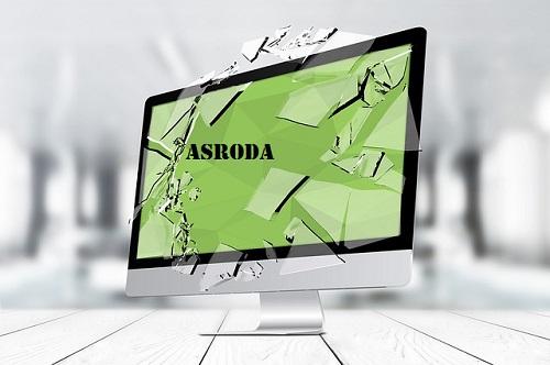 Tumbangnya Blog Asroda