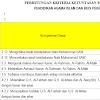 Download KKM Kurikulum 2013 PAI Revisi 2016 Untuk SD/MI