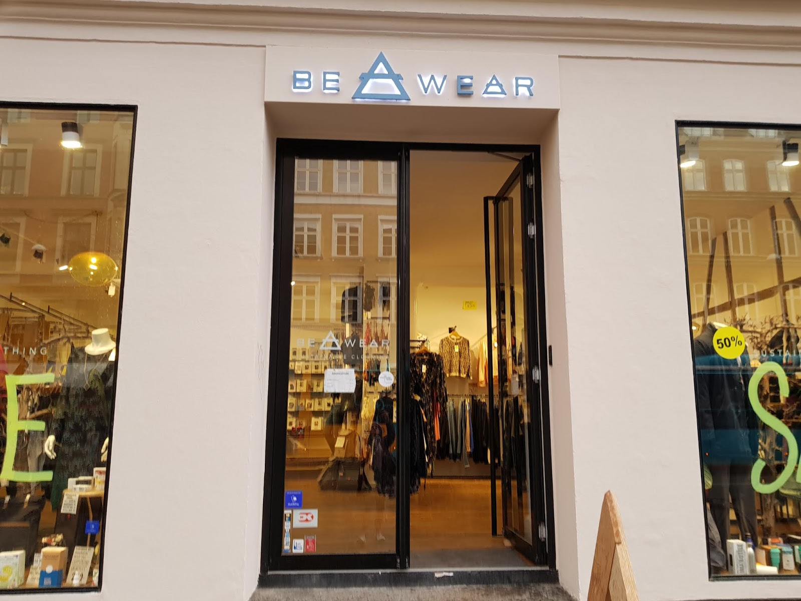 Sustainable fashion stores in Copenhagen - Copenhagen Travel Guide - Where to Shop in Copenhagen - Vegan