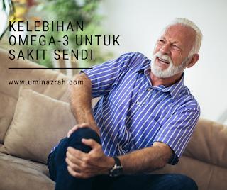 Kelebihan Testimoni Omega Guard Shaklee Untuk Sakit Sendi