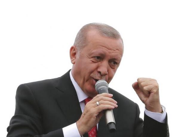 Ερντογάν: Δεν περιμένω ότι οι ΗΠΑ θα επιβάλουν κυρώσεις στην Τουρκία