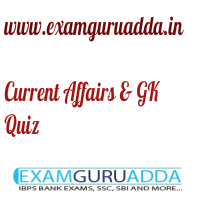 Current Affairs and General Knowledge Quiz