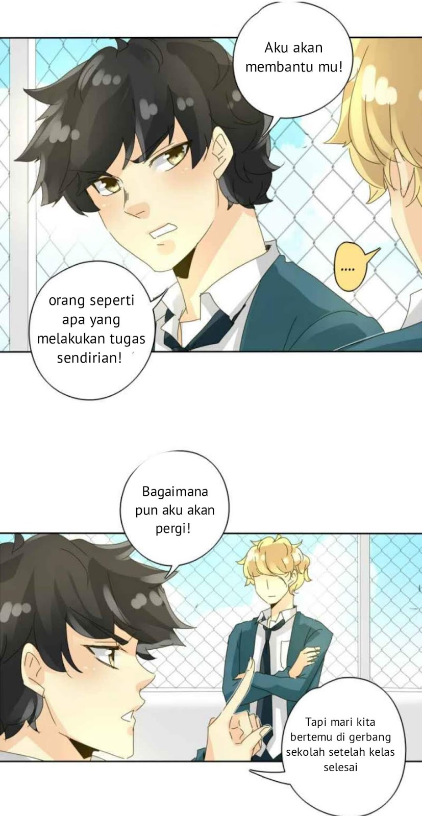 Webtoon UnOrdinary Bahasa Indonesia Chapter 52
