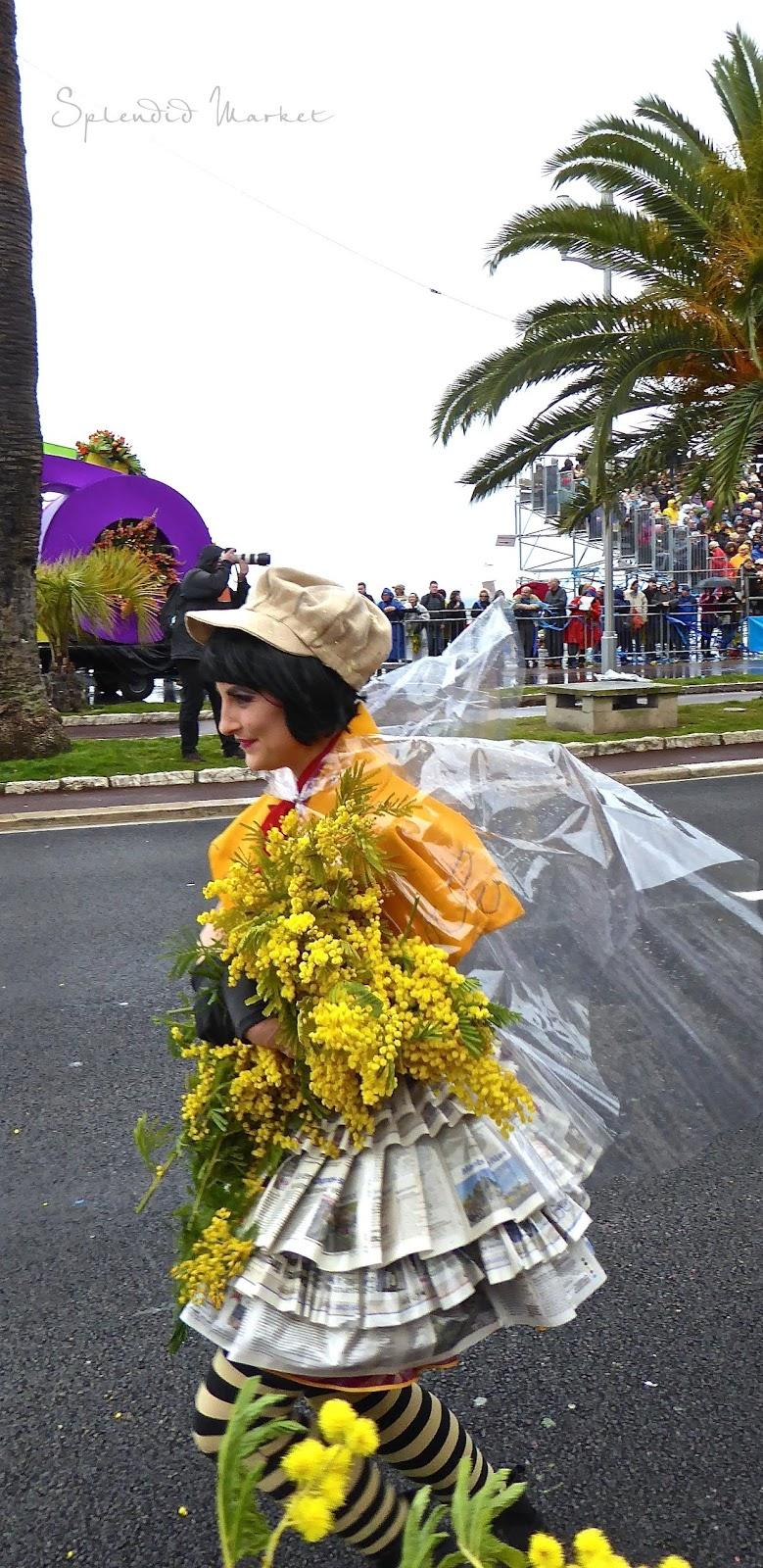 """Fleur De Lotus Dijon bataille de fleurs"""", carnaval, nice, france…."""