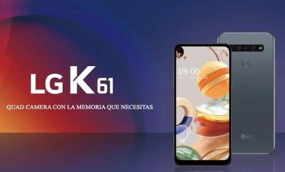 LG K61 EN PERÚ