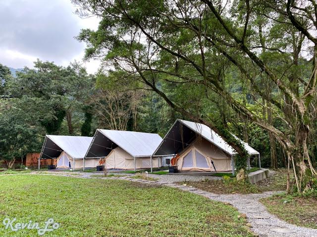 拉波波村營區多雨的暖暖地區
