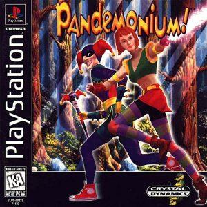 Download Pandemonium! (1996) PS1