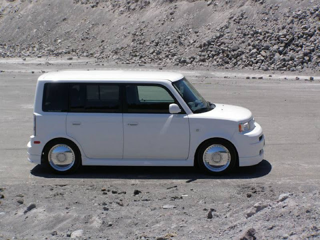 My 2005 Scion xB