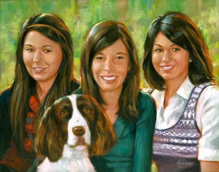 Американский художник. Kim Fujiwara