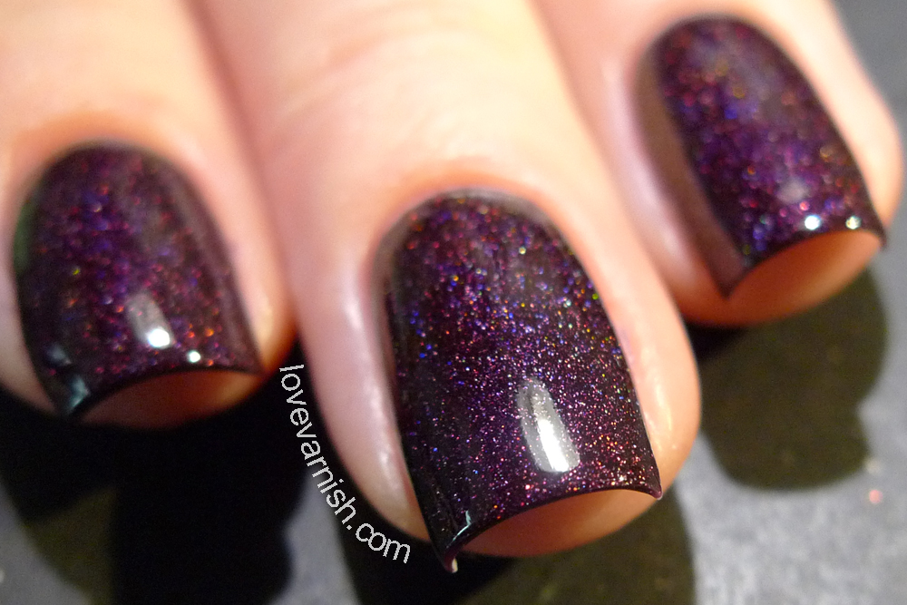 Love Varnish Swatches Amp Review Il 201 Tait Un Vernis Grand Crus Collection