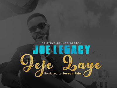Joe Legacy Set To Drop New Single Starts Jeje Challenge