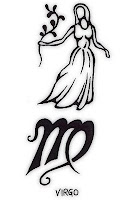 Meaning of Virgo tattoo design
