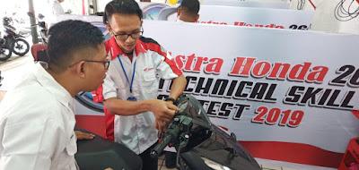 Sumber Siaran Pers Astra Motor Pontianak
