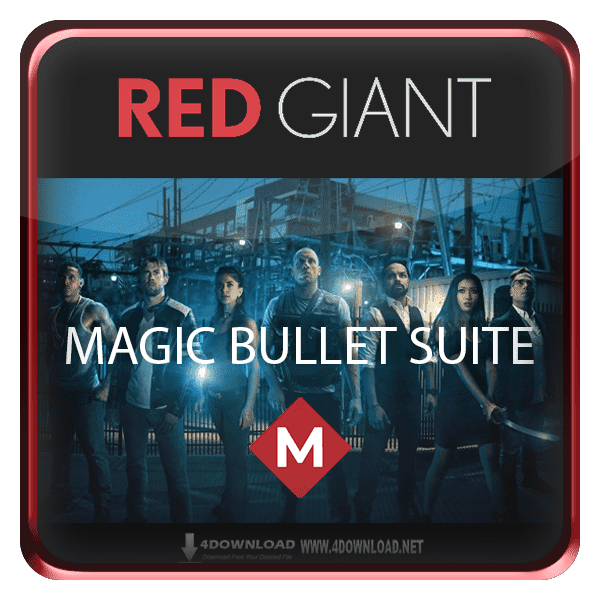 Red Giant Magic Bullet Suite v14.0.2 Full version