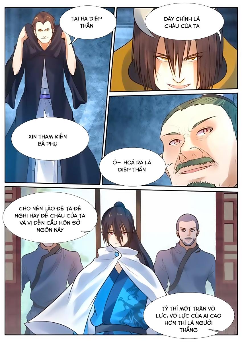 Ngự Thiên chap 15 - Trang 7