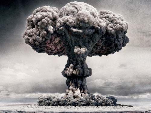 Con người từng muốn sử dụng bom nguyên tử để sắp xếp lại trật tự Hệ mặt trời