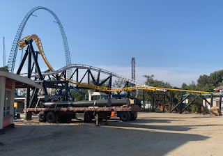 West Coaster Racers Construction is Moving Quickly