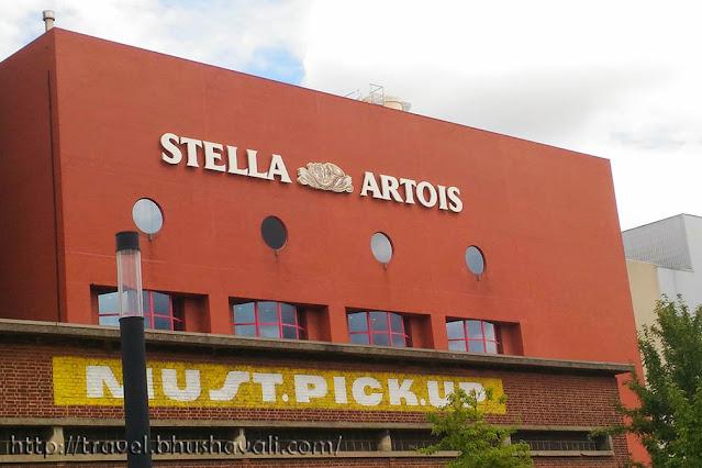 Stella Artois Brewery Tour Visit Leuven