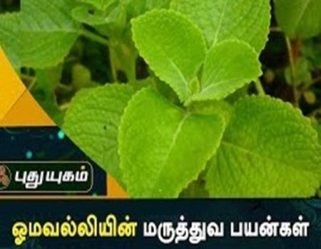 Swasa Uruoukalai Seerakum Omavalli | Puthuyugam Tv