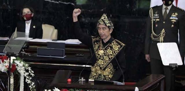 Corona Menguji Jokowi, Wakil Rakyat: Dengan Segala Hormat, Selamatkanlah Anak Bangsa