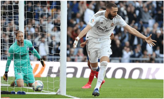 تشكيلة ليفانتي ضد ريال مدريد