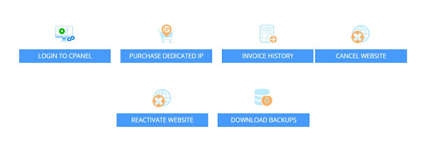 how to login to cpanel from Interserver hosting