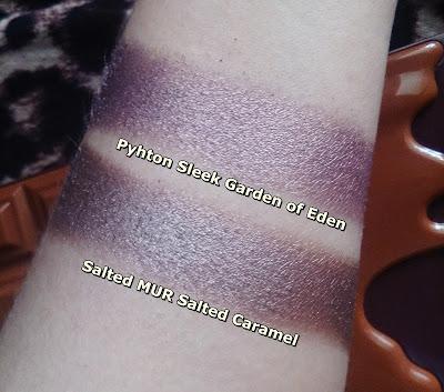 Makeup Revolution Salted Caramel