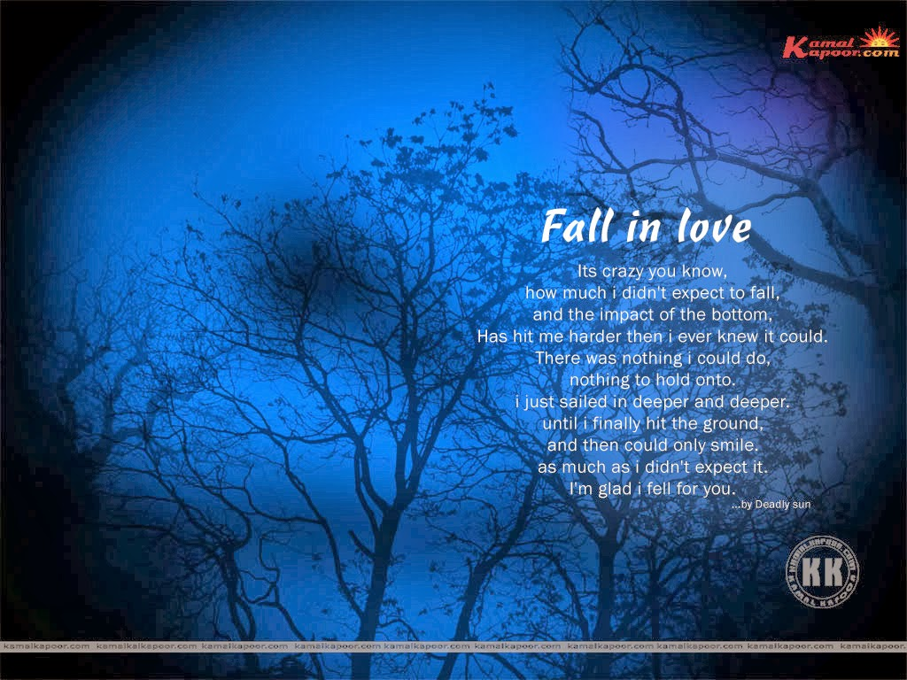 I Love You Poem Wallpaper