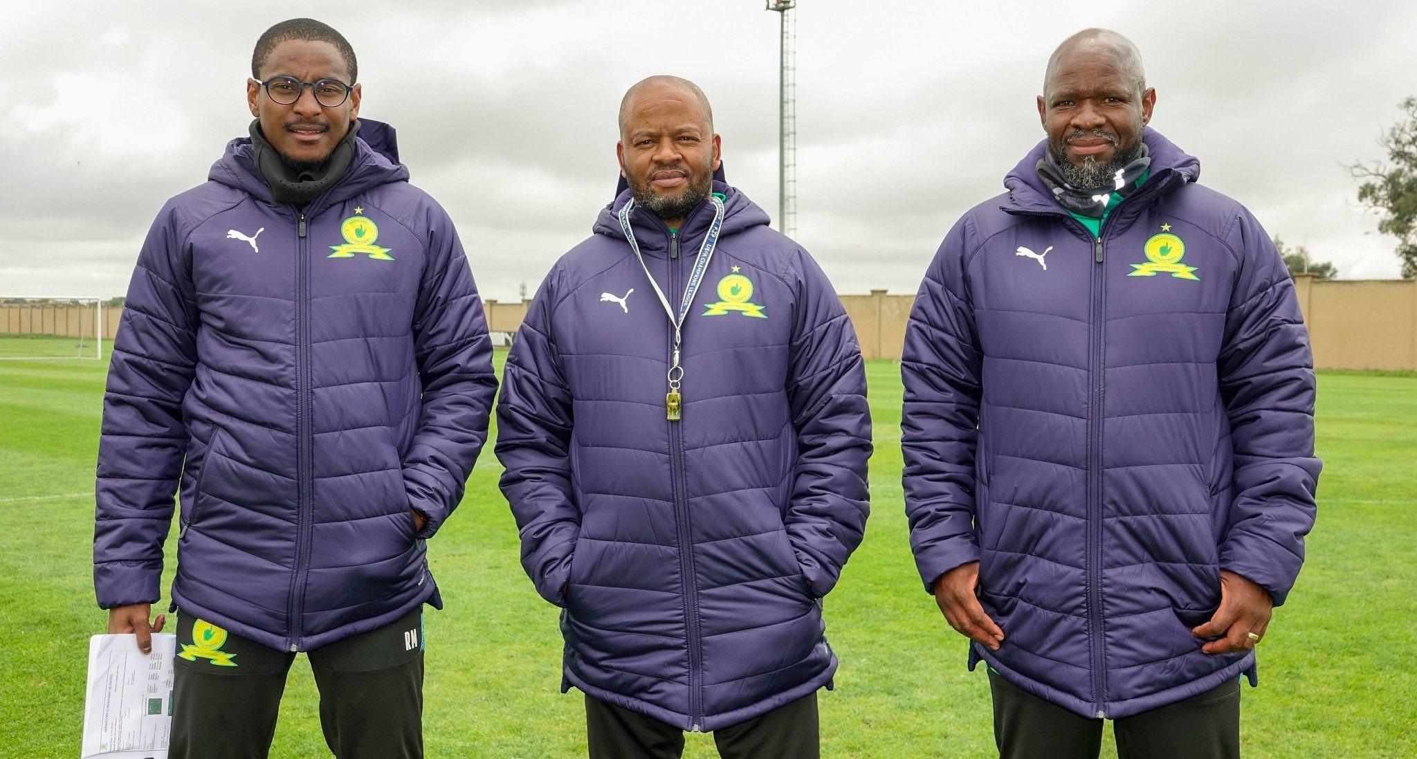 Mamelodi Sundowns coaching staff