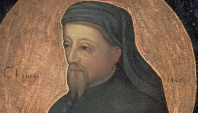 Chaucer is the father of english language before him there was as yet no standard form of the new tongue to take the place.