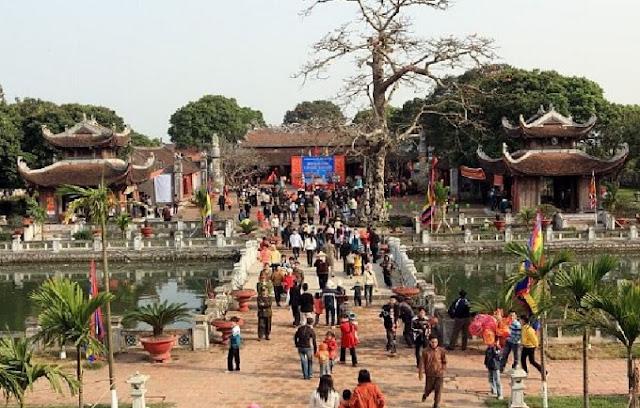 Trải nghiệm du lịch văn hóa, tâm linh ở huyện Cẩm Giàng – Hải Dương