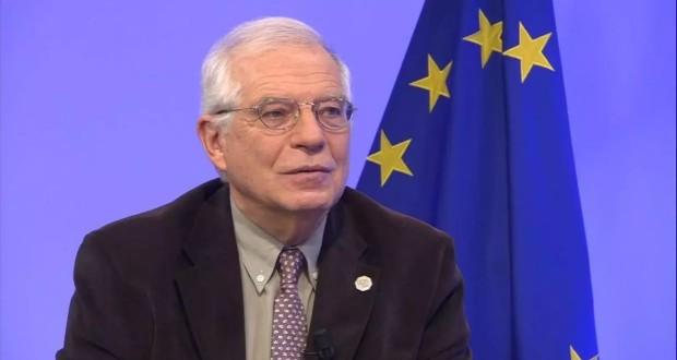 Josep Borrell interpellé par les députés européens