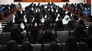 தலிபான்களுக்கு சவாலிட களம் இறங்கியுள்ள புலம்பெயர் ஆப்கான் பெண்கள்