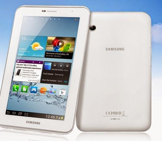 Harga Samsung Galaxy Tab 2 Terbaru Mei 2015