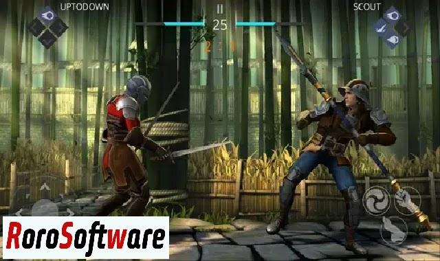 تنزيل لعبة Shadow Fight 3 افضل لعبة قتال مهكرة