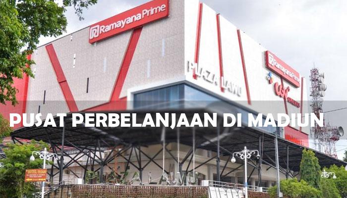 Pusat Perbelanjaan di Madiun