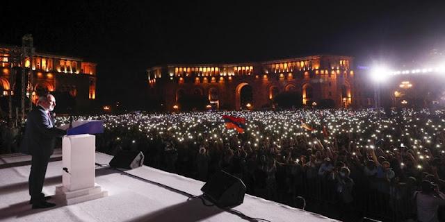 Nikol Pashinyan: Kalah Dalam Perang, Menang Di Pemilu Armenia
