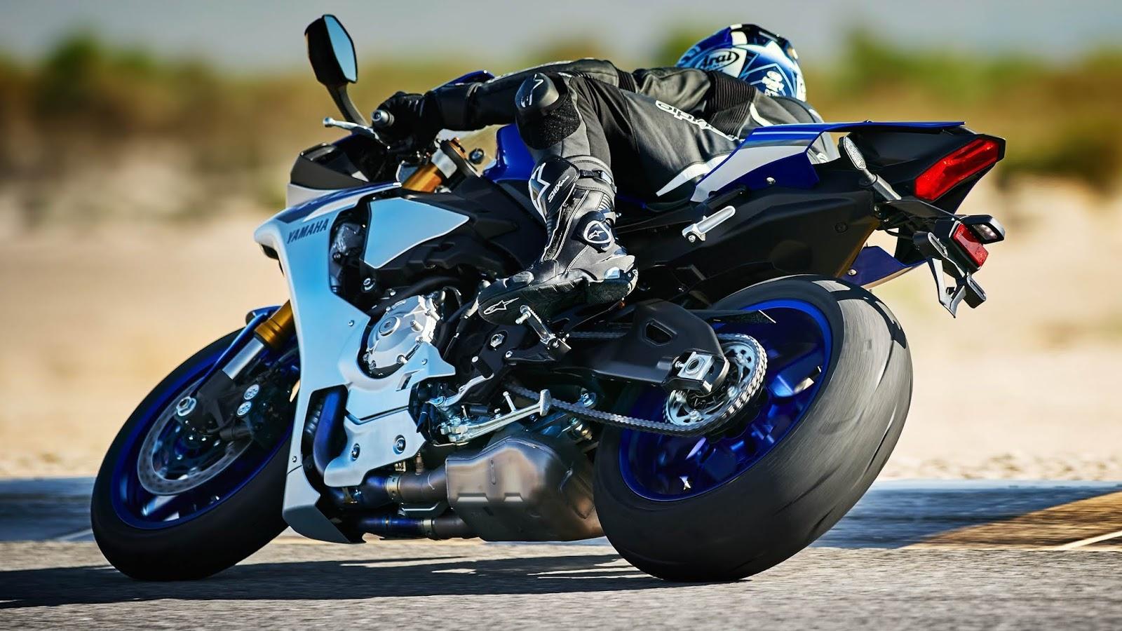 Gambar Yamaha R15 V3 kualitas HD - 14
