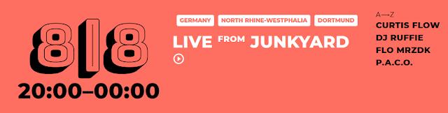 08.08 - UWS NRW - Live from JunkYard
