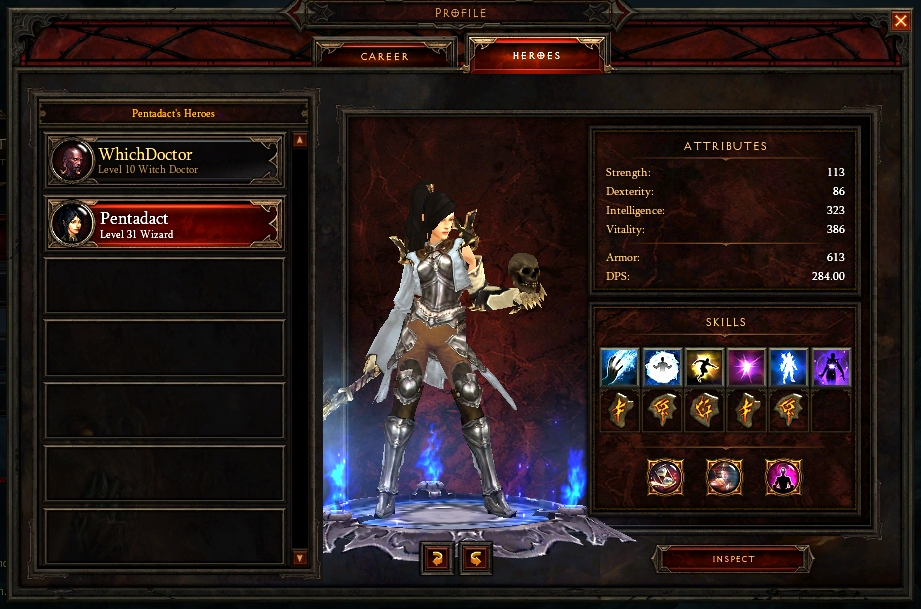 Life As A Mutt: Game Review: Diablo 3 (Patch 2.0)