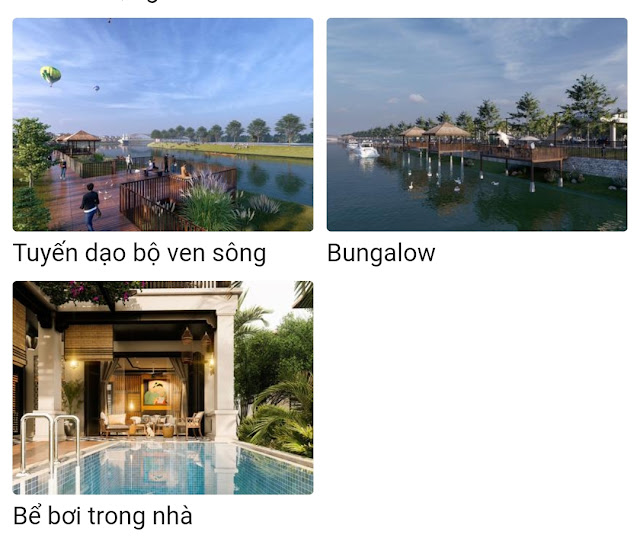 Dự án Sunshine Heritage Resort Sơn Tây phúc thọ Hà Nội - Sunshine Heritage Resort Villas