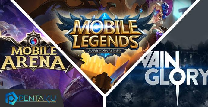 Mobile Legends - Game Moba Terbaik