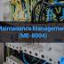 Maintenance Management (ME-8004)