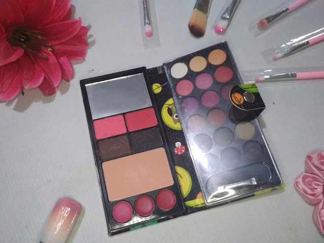 Pallete make up