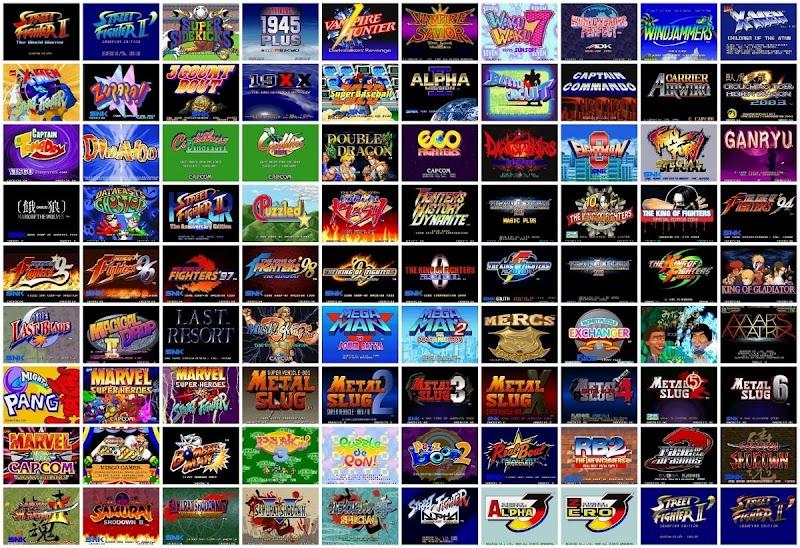 Download 181 Game NEOGEO Full Giả Lập Trên PC Full Version