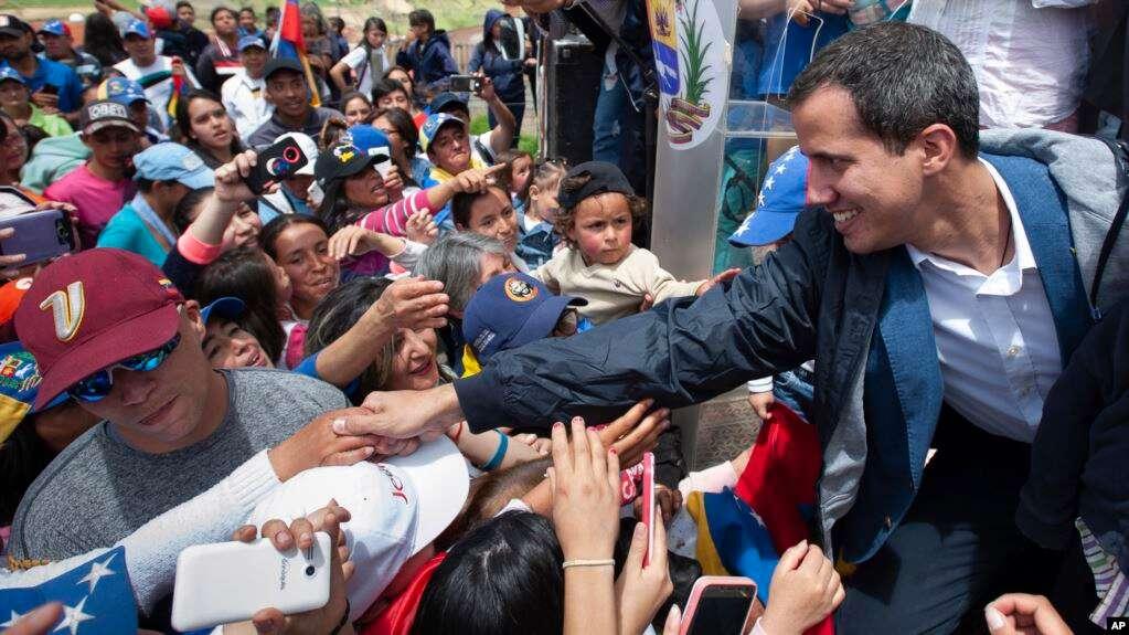 El presidente encargado de Venezuela, Juan Guaidó, advirtió que espera que el régimen de Nicolás Maduro no
