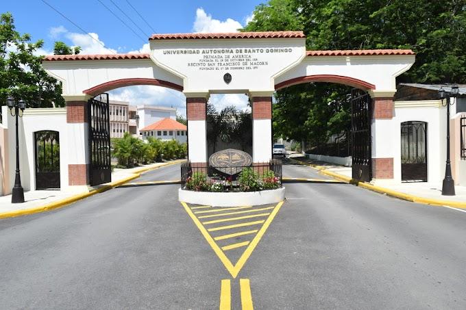 UASD recinto San Francisco de Macoris realizará ceremonia de investidura de grado y posgrado